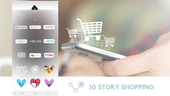 Instagram Stories – nowe możliwości sprzedaży